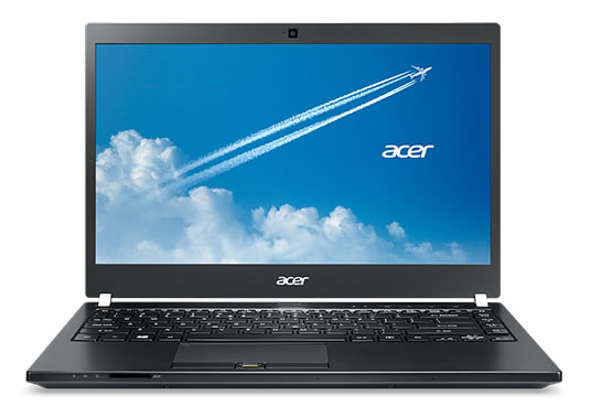 Acer TravelMate P645 Front