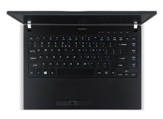 Acer TravelMate P645 Top