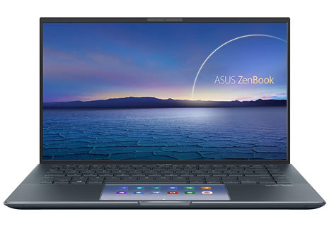 ASUS ZenBook 14 UX435EG-XH74 featured image