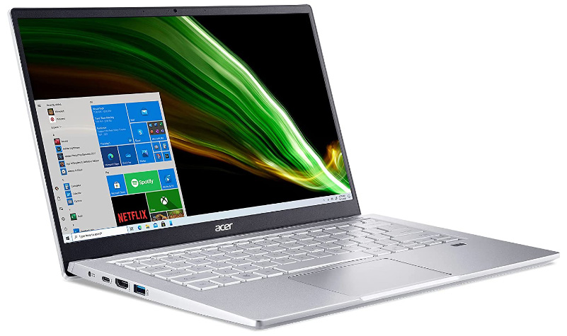 Acer Swift 3 SF314-511-70TU Featured Image